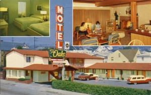 Oaks Motel, 3250 MacArthur Blvd., Oakland 2 California